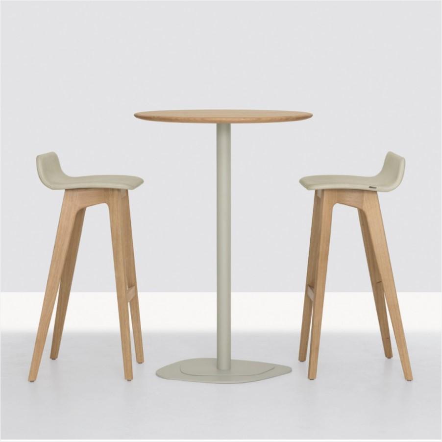 Linus 79cm White Marble Coffee Table: K + I